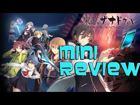 Tokyo Xanadu eX+ by Falcom - Mini Review
