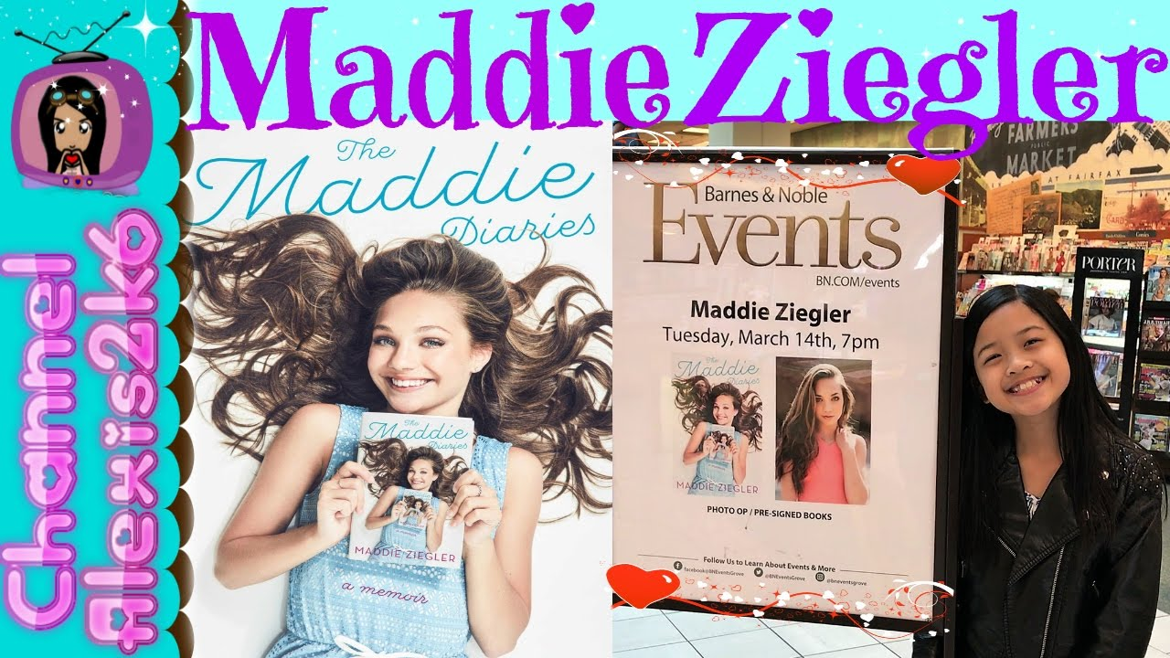 Meeting maddie ziegler the grove the maddie diaries book signing meeting maddie ziegler the grove the maddie diaries book signing ep 71 m4hsunfo Gallery