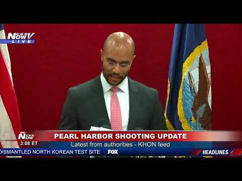 PEARL HARBOR LATEST: Officials update media day before attac