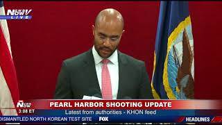 PEARL HARBOR LATEST: Officials update media day before attack remembrance