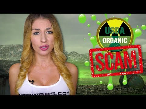 Warning USDA Organic Fraud On The Rise!