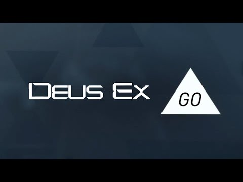 Official Deus Ex GO (by Square Enix Inc) Announcement Trailer (iOS/Android/Steam)