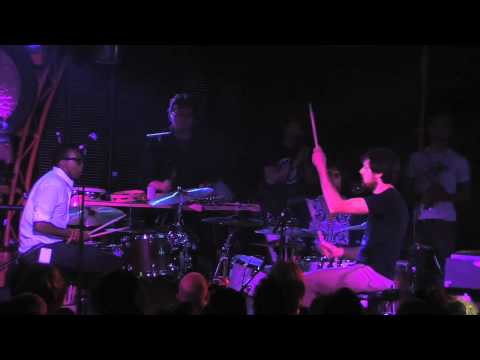 CARIBOU VIBRATION ENSEMBLE - Hendrix with Ko (LIVE 2009)