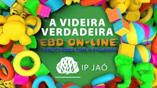 A videira verdadeira | EBD On-Line
