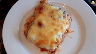HOW TO MAKE LASAGNA