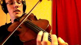 Kansas - Dust in the Wind - 3 Viola Cover