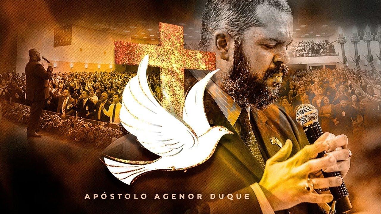 Apóstolo Agenor Duque -  IAPTD - AO VIVO