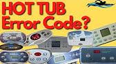 FLO Code Balboa Hot Tub How To Catalina The Spa Guy Diagnose