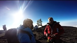 Mount Kilimanjaro, 8 day Lemosho Route, August 2015, Charity Challenge, GoPro (HD) for Macmillan