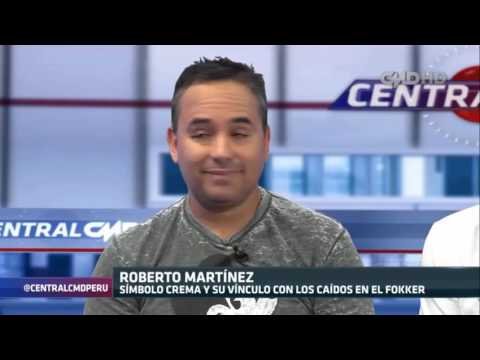 Central CMD:  César Espino y Roberto Martínez hablan sobre la tragedia del Fókker