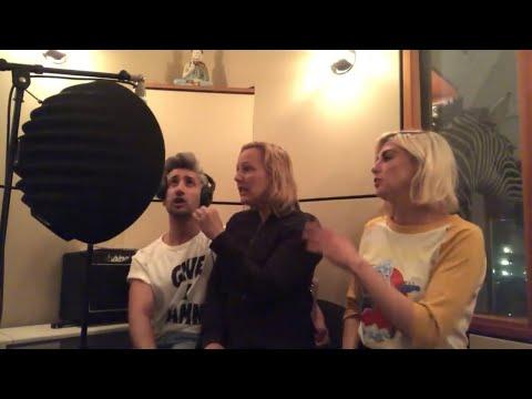 Tan France Auditions For Phantogram Backup Singer