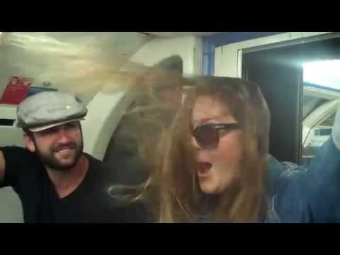 Hairy Tube Ride