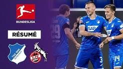 Résumé : Hoffenheim cartonne contre Cologne !