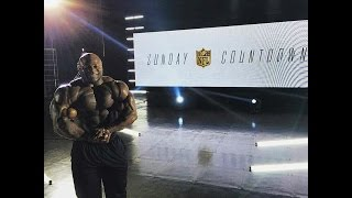 Kai Greene 3 Weeks Out Update Pic | LIVE Updates From The Olympia