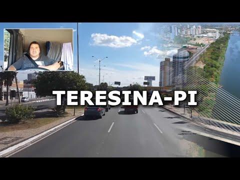 Saindo de Teresina Piauí