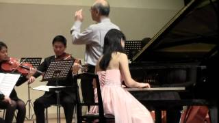 Mozart Piano Concerto No.1 Movement 1 in F Major K.37(ERICA)