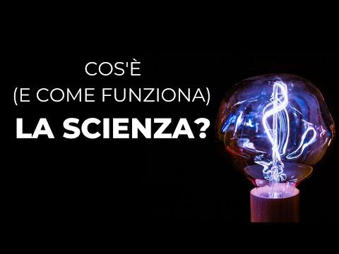 Cos'è (e come funziona) la scienza?