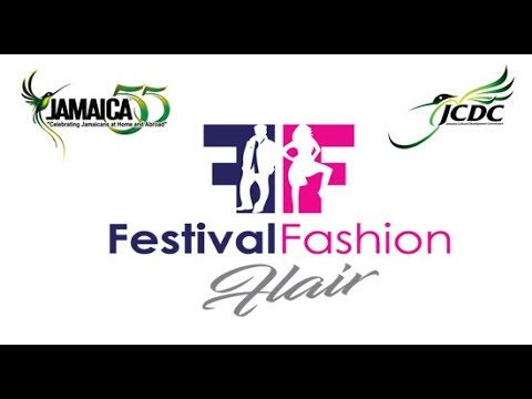 Jamaica 55 Festival Fashion Flair: This is a fashion show and awards featuring the Jamaica 55 Fas...