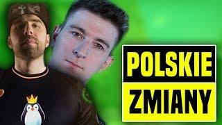 POLSKIE ZMIANY w CS:GO - TRANSFERY! (Gościnnie: DeSS)