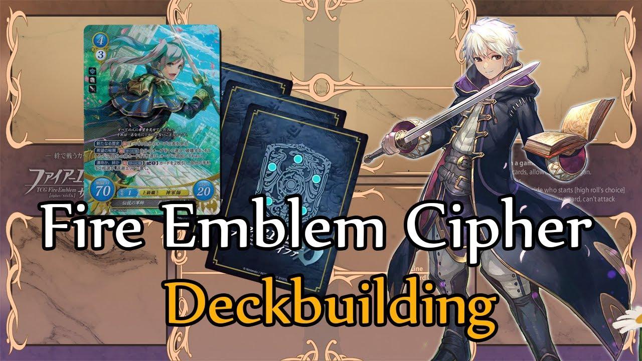 Fire Emblem 0 Cipher: Deckbuilding Guide