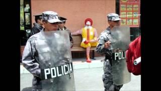 Leyenda del payaso asesino de Ronald Mcdonalds mito urbano (leyenda)(real)(fantasma)(mito)(payaso)