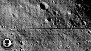 Vehicle Tracks Found On The Moon That Aren