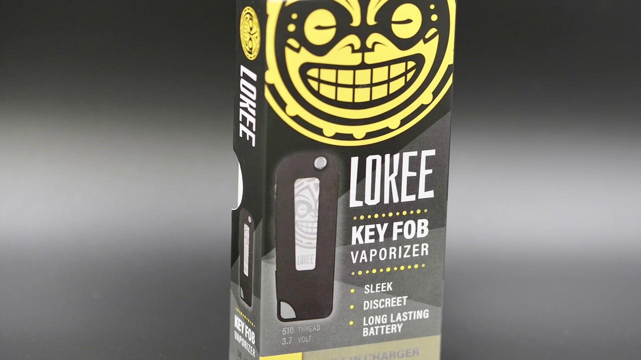 Lokee Vape Key Fob Vaporizer