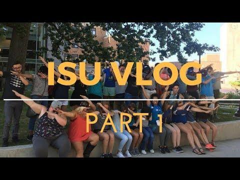 ISU Vlog Part 1