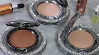 Gambar cover Cover FX The Perfect Light Highlighting Powder – Swatches, Review and Photos On A Woman of Color