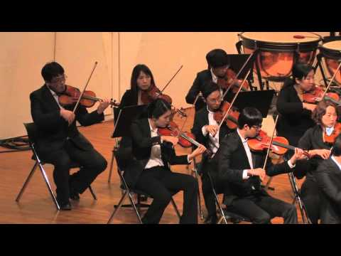 2015 POSTECH Orchestra 9th Annual Concert