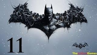 Прохождение Batman: Arkham Origins [Бэтмен: Летопись Аркхема] HD - Часть 11 (Медноголовка)