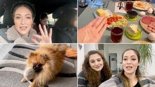 Almanya'daki Hayatım | Benimle Bir Kaç Gün Vlog