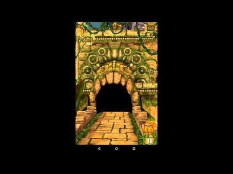 Обзор игры Temple Run для Android