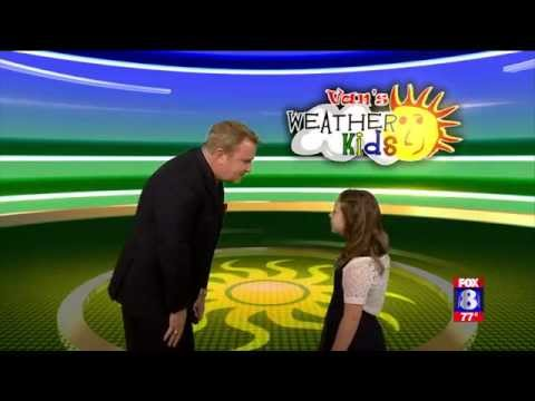 WGHP VIDEO: SURPRISE FOR WEATHER KID
