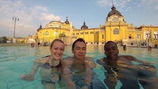GoPro Travel - Budapest, Hungary Highlights - May 2013
