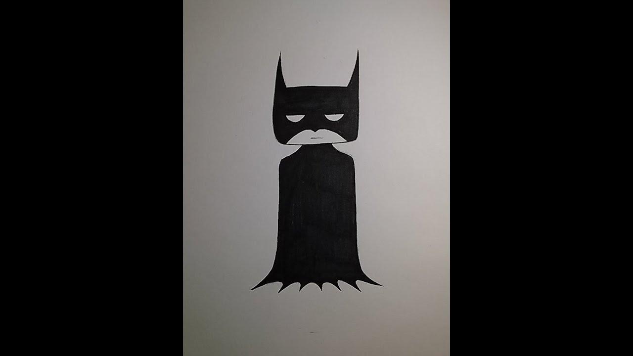 cute batman cartoon - 1280×720