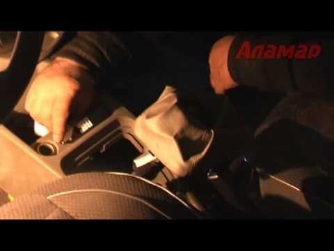 Монтаж обогревателей сидений в автомобиль Лада Калина