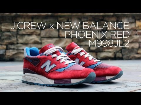 New Balance 998 J Crew