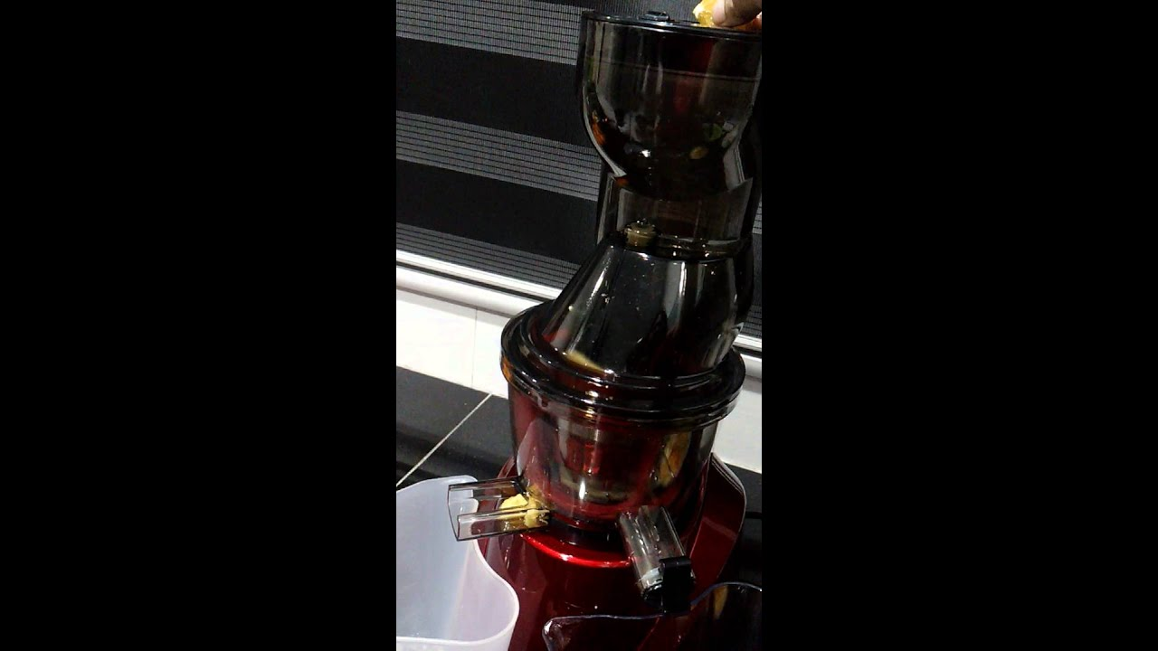 Slow Juicer Groupon : Bayers SJ-25 Slow Juicer from Groupon Malaysia - YouTube