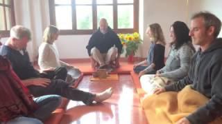 Vipassana Walking Meditation