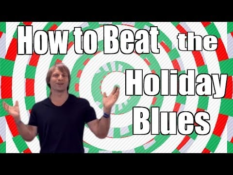 How To Beat the Holiday Blues: Episode 3 JB Glossinger's Vlog