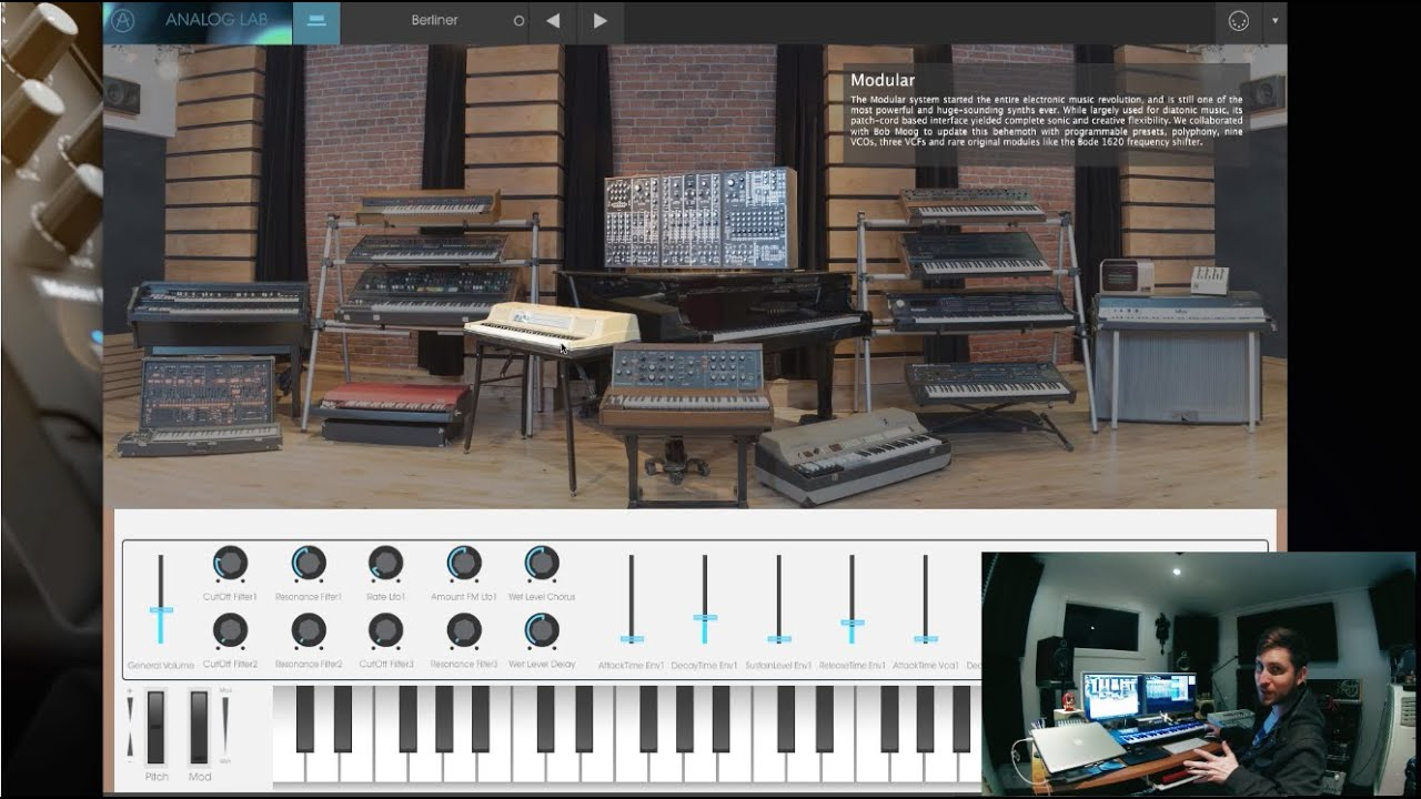 Why you MUST download Arturia Analog Lab 2!!