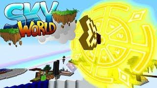 Andere Leute erschrecken Hrhrhrhr - Minecraft SKY WORLD 38