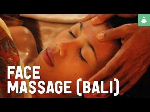 How to Give a Bali Face Massage