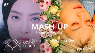 f(x) '에프엑스' & EXO-CBX '첸백시' - 'Blooming Walls' (4 Walls/Bloo…