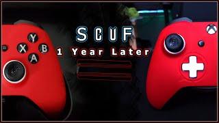 Scuf Prestige 1 Year Later
