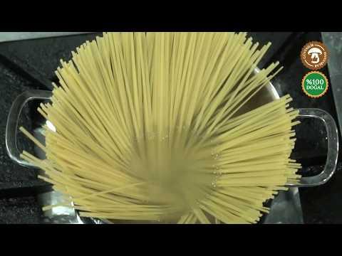 Deniz Mahsullü Sarıkız Mantarlı Spagetti