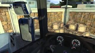 Euro Truck Spezial: LKW-Rangier-Simulator rondomedia Trailer III