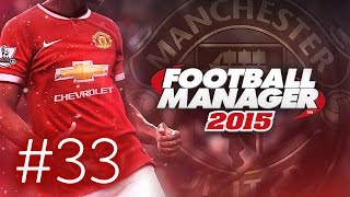 Manchester United Career Mode #33 - Football Manager 2015 Let's Play - Starting XI of My Signings!