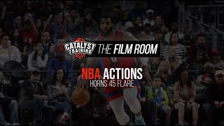 "Horns ""45 Flare"" 